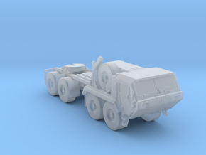 M983 hemtt tractor 1:285 scale in Smooth Fine Detail Plastic
