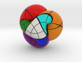 Boy's Surface Rubik in Full Color Sandstone