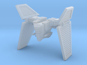 Droid Starfighter Type VI in Smooth Fine Detail Plastic