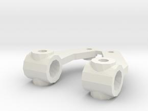 losi jrx2 spindle in White Natural Versatile Plastic