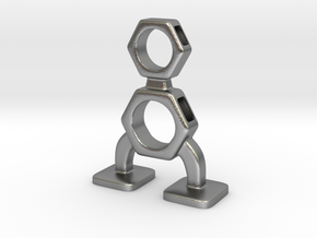 nut_boy / 03 in Natural Silver