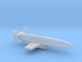 1/144 Scale XB-67 XGAM-67 in Smooth Fine Detail Plastic