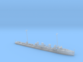 SMS Csepel 1/700 in Smooth Fine Detail Plastic