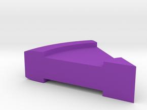pie charts_45gradi in Purple Processed Versatile Plastic