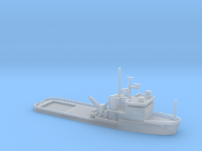 1/700 Scale USS Apache T-ATF-172 in Smooth Fine Detail Plastic