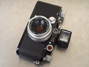 35mm Viewfinder - base in Black Strong & Flexible