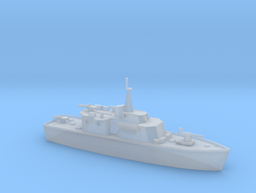 1/700 Scale 100 foot Patrol Motor Gunboat in Smooth Fine Detail Plastic