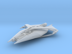Narn G'Quan Heavy Cruiser ACTA Scale in Frosted Ultra Detail