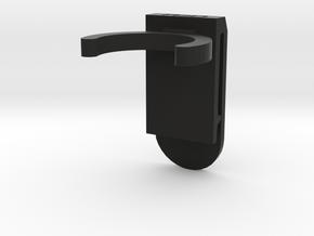TRMR Grenade Holder for MOLLE in Black Natural Versatile Plastic