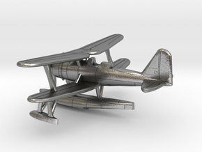 1/285 IJN Mitsubishi F1M2 'Pete' Type 0 Observatio in Natural Silver
