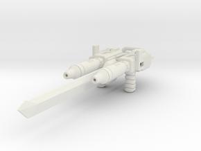 POTP Battletrap Weapon Accessories in White Premium Strong & Flexible