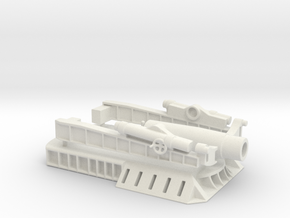 370 Filloux mortar 1/56  in White Natural Versatile Plastic