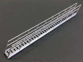 1/64 Bin Roof Stairs 60 in Smooth Fine Detail Plastic