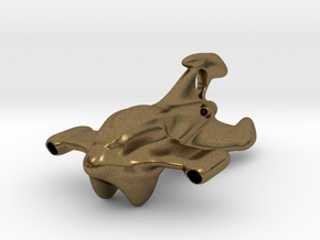 The Hydro-rocket! in Natural Bronze