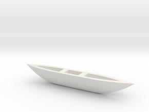 boat in White Natural Versatile Plastic