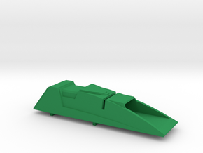 STPR Red Dot Sight Cover in Green Processed Versatile Plastic