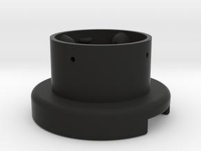 Fixtamper v32 Hand Bajonet in Black Natural Versatile Plastic