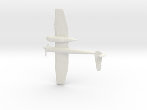 1:285   Bv-141   (Gear Down) in White Natural Versatile Plastic