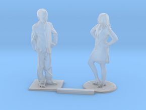 G scale kids in Smooth Fine Detail Plastic