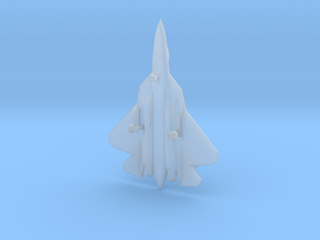 PAK-FA 1/285 Gears in Smooth Fine Detail Plastic