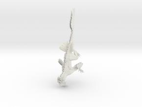 doragon3 in White Natural Versatile Plastic