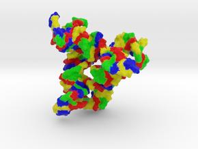 DNA Triangle in Full Color Sandstone