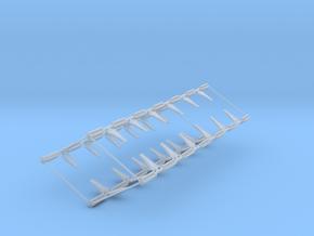 Babylon 5 Hyperspace Jump Gate framed in Smooth Fine Detail Plastic