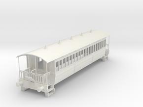 m-43-wisbech-bogie-coach-1 in White Natural Versatile Plastic