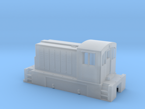 Rebel Switcher - Open Windows - Zscale in Smooth Fine Detail Plastic