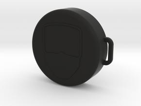 Kandao Obsidian S lens cap (v1b) in Black Natural Versatile Plastic