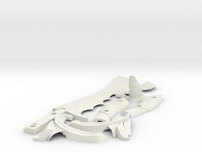 DOTA 2 - Shadow Blade Kit in White Natural Versatile Plastic