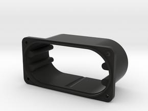 Fl 32532 Casing in Black Natural Versatile Plastic