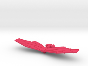 Hornetroid Broodling Wing and Jaw in Pink Processed Versatile Plastic
