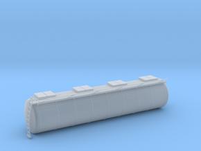 05 005 Tank 4dd in Smooth Fine Detail Plastic