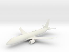 Embraer E190-E2 in White Strong & Flexible: 1:239