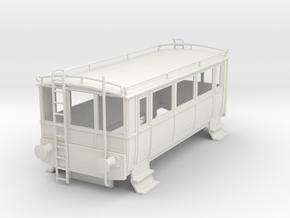 o-43-wcpr-drewry-small-railcar-1 in White Natural Versatile Plastic
