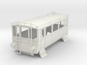 o-43-wcpr-drewry-small-railcar-1 in White Natural Versatile Plastic