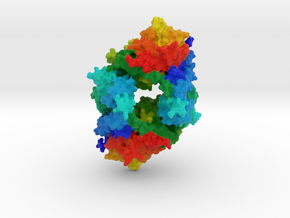 E. coli Polyphosphate Kinase in Full Color Sandstone