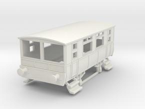 o-87-wcpr-drewry-sm-railcar-trailer-1 in White Natural Versatile Plastic