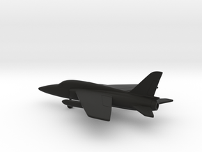 Folland Fo.144 Gnat T.1 in Black Natural Versatile Plastic: 1:144