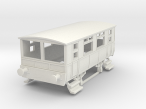 o-76-wcpr-drewry-sm-railcar-trailer-1 in White Natural Versatile Plastic