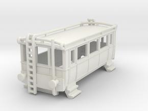 o-148-wcpr-drewry-small-railcar-1 in White Natural Versatile Plastic