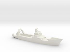 1/1250 Pict Trawler in White Natural Versatile Plastic
