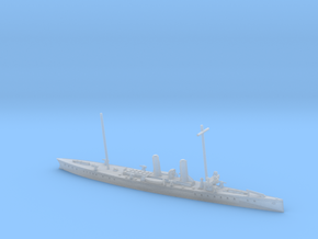 SMS Komet 1/700 in Smooth Fine Detail Plastic