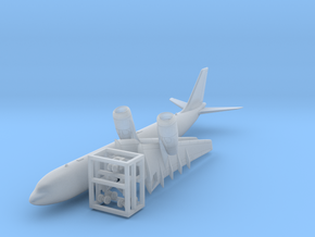 1:500 - A330-300 with Trent Engines [Sprue] in Smooth Fine Detail Plastic