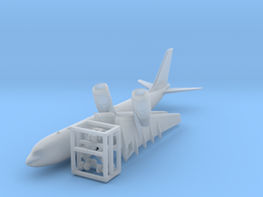 1:500 - A330-200 with Trent Engines [Sprue] in Smooth Fine Detail Plastic