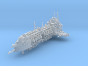 Dominator Cruiser (Privateers) in Smooth Fine Detail Plastic