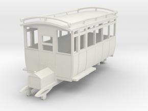 0-76-wolseley-siddeley-railcar-1 in White Natural Versatile Plastic