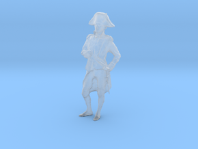Printle V Homme 1556 - 1/87 - wob in Smooth Fine Detail Plastic