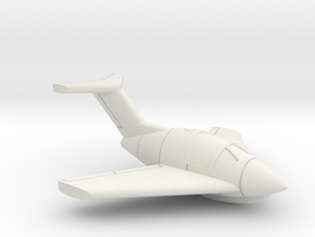 "(1:144) Focke-Wulf ""Volksjäger"" in White Natural Versatile Plastic"